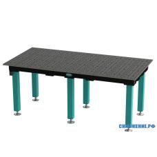 Сварочный стол Weldingmaster 16102f (1000х1200x16)